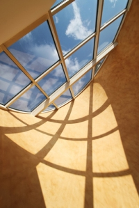 Roof skylight window